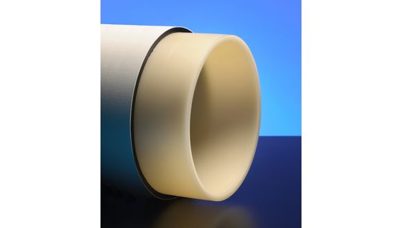 Figure 1. New generation of HPHT thermoplastic composite pipe jointly developed by NIC and SoluForce